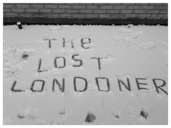 the lost londoner